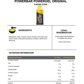 PowerBar Powergel Promotion Aktion 3+1 For Free x 41g Multiflavor